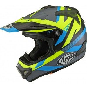 Arai Crosshelm MX-V Machine