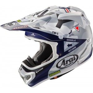 Arai Crosshelm MX-V Navy Blue