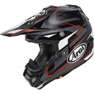 Arai Crosshelm MX-V Pure-S