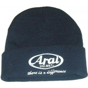 Arai Woolen Muts Winter Navy