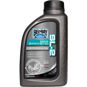 Bel-Ray SL-2 Semi-Synthetic 2T Oil -1 Liter