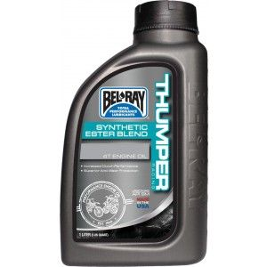 Bel-Ray Thumper Racing Synthetic 4T Olie 10W-40 1 Liter
