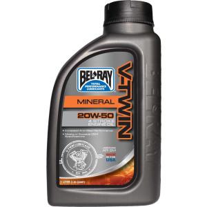Bel-Ray V-Twin Motor Oil 20W-50 1 Liter