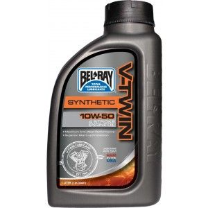 Bel-Ray V-Twin Synthetic Motor Oil 10W-50 1 Liter