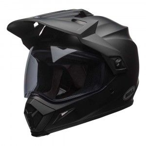 Bell Crosshelm/Endurohelm MX-9 Adventure MIPS® Matte Black