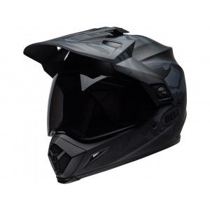 Bell Crosshelm/Endurohelm MX-9 Adventure MIPS® Stealth Matt Black