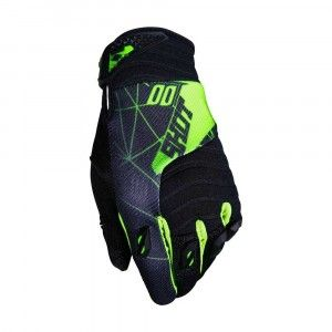 Shot Crosshandschoenen Contact Infinite Neon Green