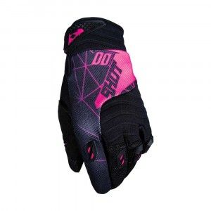 Shot Crosshandschoenen Contact Infinite Neon Pink