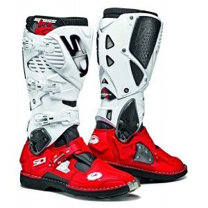 Sidi Crosslaarzen Crossfire 3 Red/White