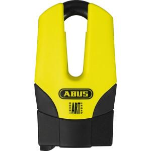 ABUS Disclock 37/60 HB50 quick mini pro yellow