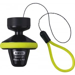 ABUS Disclock victory x-plus 68 yellow, roll up