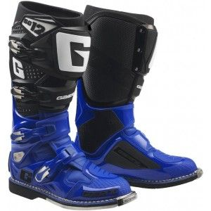 Gaerne SG-12 Crosslaarzen Black/Blue