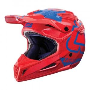 Leatt Crosshelm GPX 5.5 V15 Red