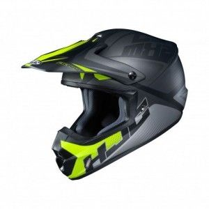 HJC CS-MX II Crosshelm Ellusion Grey