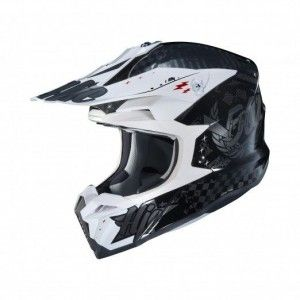 HJC I50 Crosshelm Artax White