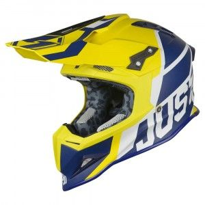 Just1 Crosshelm J12 Unit Blue/Yellow