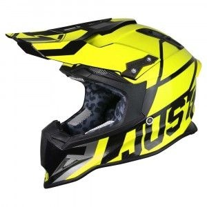 Just1 Crosshelm J12 Unit Fluor Yellow