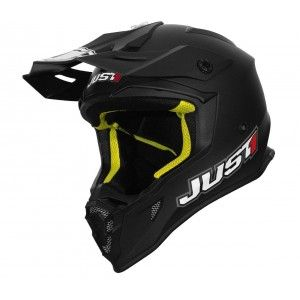 Just1 J38 Crosshelm Matt Black
