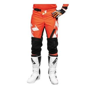 Jopa Crossbroek MX Capital Orange/White