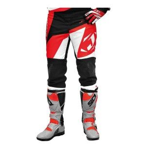 Jopa Kinder Crossbroek Divergent White/Black/Red