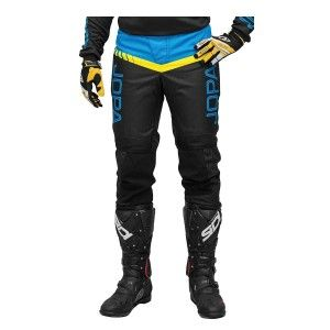 Jopa Crossbroek MX Eighty3 Black/Blue