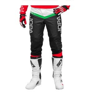 Jopa Kinder Crossbroek Eighty3 Red/Green