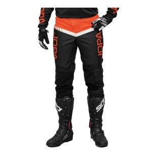 Jopa Kinder Crossbroek Eighty3 Black/Orange