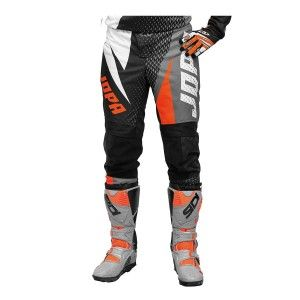Jopa Kinder Crossbroek Elusion Orange/Black