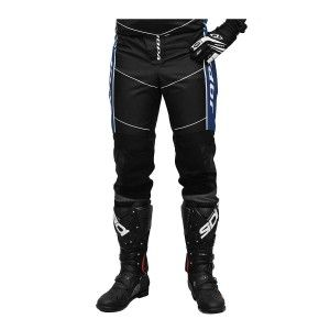 Jopa Kinder Crossbroek Iron Black/Blue