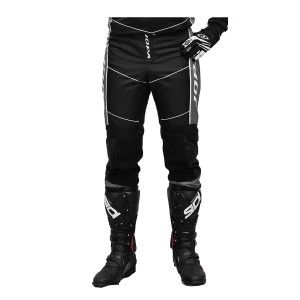 Jopa Kinder Crossbroek Iron Black/Grey