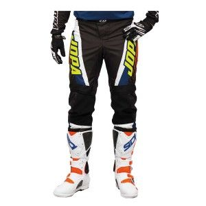 Jopa Crossbroek MX Looper Navy/Neon Orange/White