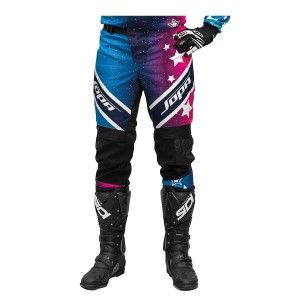 Jopa Kinder Crossbroek Luna Blue/Galaxy