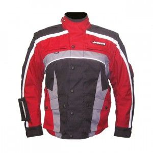 Jopa Enduro Mercury Jacket Red-S