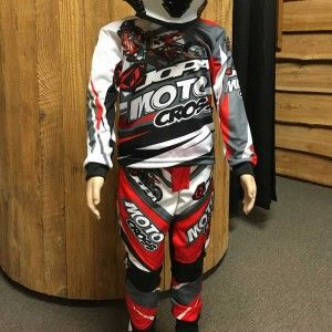 Jopa Kinder Crossoutfit Limited Edition 2018 White/Red/Grey