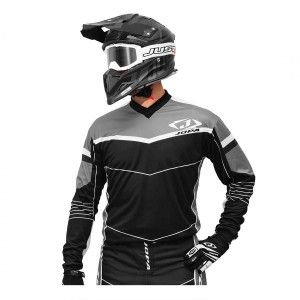 Jopa Crossshirt Iron Black/Grey