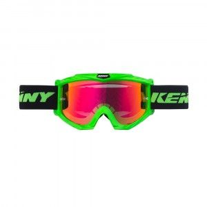 Kenny Crossbril Track+ Neon Green