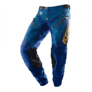 Kenny Crossbroek Titanium Gold/Heather Blue