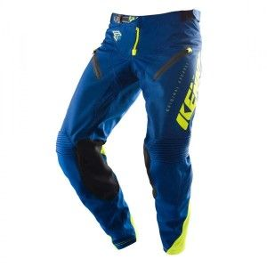 Kenny Crossbroek Titanium Navy/Neon Yellow