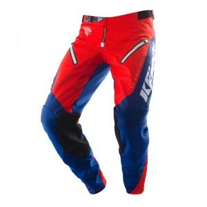 Kenny Crossbroek Titanium Red/Navy