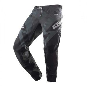Kenny Crossbroek Track Black/Grey