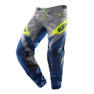 Kenny Crossbroek Track Navy/Lime