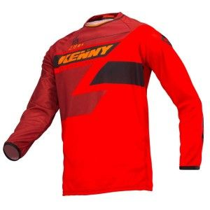 Kenny Crossshirt Track Full Red