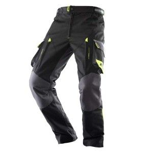 Kenny Endurobroek Evasion Black/Neon Yellow