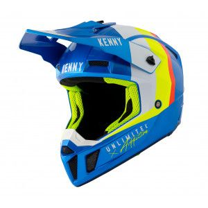 Kenny Crosshelm Performance Candy Blue