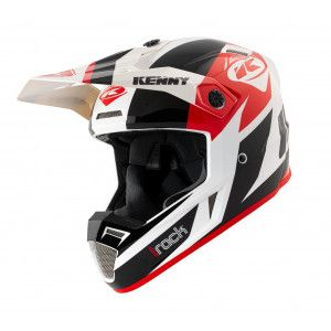 Kenny Crosshelm Track Graphic Black/Red