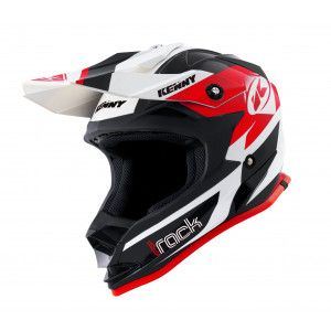 Kenny Kinder Crosshelm Track Black/Red