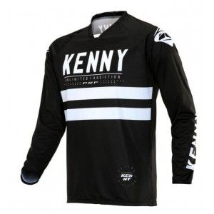 Kenny Crossshirt Performance Black Unlimited