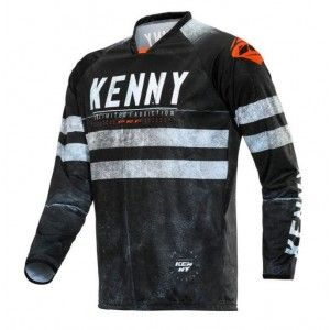 Kenny Crossshirt Performance Steel