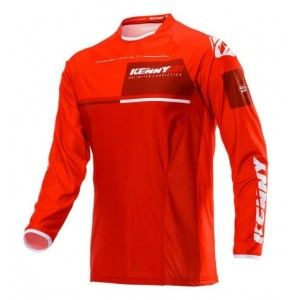 Kenny Crossshirt Titanium Red