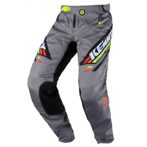 Kenny Crossbroek Track Grey Orange